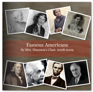 Pictures of famous americans